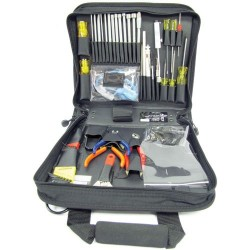 Jensen Tools - JTK-34BK - Kit in Black Cordura Plus Case