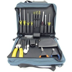 Jensen Tools - JTK-50 - Compact Technician's Kit in Single Blue Cordura Case