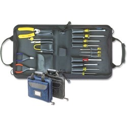 Jensen Tools - JTK-50B - Compact Technician's Kit in Single Black Cordura Case