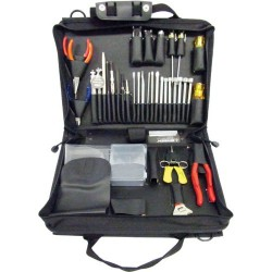 Jensen Tools - JTK-6100BLK - Kit in Black Cordura Plus Case
