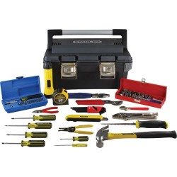Jensen Tools - JTK-1013 - DIY Tool Box Kit
