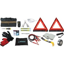 Jensen Tools - JTK-14179 - Deluxe Highway Safety Kit