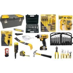 Jensen Tools - JTK-14182 - Deluxe Maintenance Tool Kit