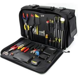 Jensen Tools - JTK-2100L - LAN Manager's Kit without Test Equipment in Cordura Case