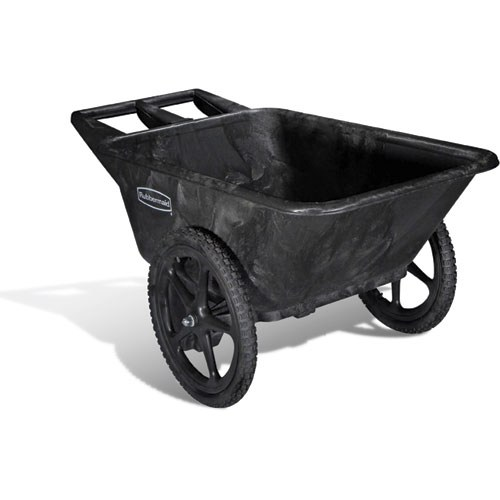 Rubbermaid - 5642-61 - 7.5 Cu. Ft. Big Wheel Cart at Sears.com