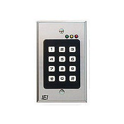 IEI - 212I - 212I Indoor keypad, stainless faceplate, flush mount, 0-211111