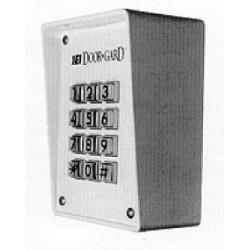 IEI - 212R - 212R Rugged heavy duty weatherproof keypad, white, 0-211466