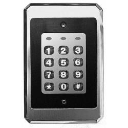 IEI - 212IL - IEI 212IL indoor designer backlit keypd