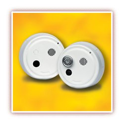 Gentex - 8103PY - Gentex 8103PY 120 vac Photoelectric Smoke Detector, Temporal 3 Reverse/Local 90dBA Piezo (local) Non-Latching Circuit Y, 908-1246-002