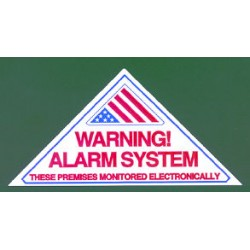 ELK Products - 998 - Elk 998 alarm decals order 100 multpl