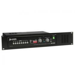 Louroe - AP-8TB-RM - Louroe Electronics AP-8TB-RM 8 Zone Base Station with Talk Back and Rack Mount, LE-344