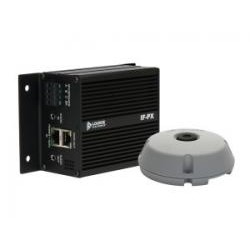 Louroe - ASK-4#350 - Louroe Electronics ASK-4#350 IF-PX Interface PoE Extractor with A Mic, LE-345