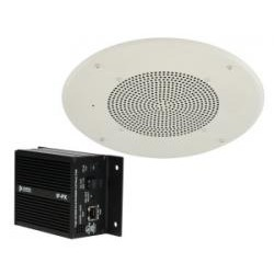 Louroe - ASK-4#370 - Louroe Electronics ASK-4#370 IF-PX Interface PoE Extractor with AOP-SP-CF Speakerphone, LE-347