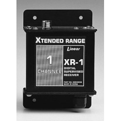 Linear - XR-1 - XR-1 One channel wireless receiver, supervised, SSR00068