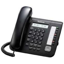 Panasonic - KX-NT551-B - Panasonic KX-NT551 IP Phone - Cable - Desktop, Wall Mountable - Black - VoIP - Speakerphone - 2 x Network (RJ-45) - PoE Ports