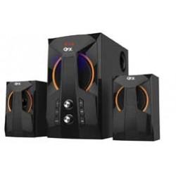 QFX - BT208 - 2.1 Ch Bluetooth Speaker System