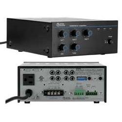 Atlas Sound - AA60 - Atlas Sound Strategy AA60 Amplifier - Black