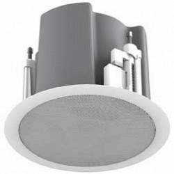 Atlas Sound - FAP43T-W - Atlas Sound Strategy III FAP43T-W 50 W RMS - 100 W PMPO Speaker - 2-way - 60 Hz to 20 kHz - 8 Ohm