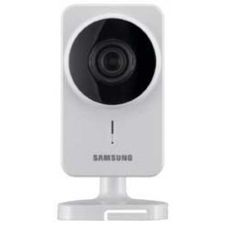 Samsung - SNH-1011N - Samsung SNH-1011N Network Camera - Color - 640 x 480 - CMOS - Cable, Wireless - Wi-Fi - Fast Ethernet