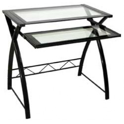 Bello - CD8855 - 31.5 Wide Computer Desk Black