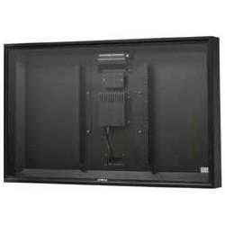 Apollo - AE6560BL - 60 - 65 Outdoor TV Enclosure Black