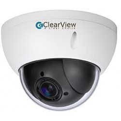 Clearview - MPTZ-2 - 2MP Mini inddor/outdoor PTZ- 4X Optical-16X Digital (2.7mm-11mm) Auto Focus-Onvif DC 12v POE