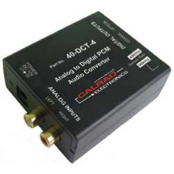 Calrad - 40DCT4 - A to D PCM Audio Converter