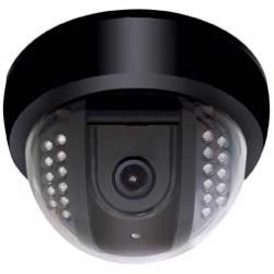 Speco - CVC-648IRHQ - Speco CVC-648IRHQ High Resolution Indoor Dome Camera - Color - CCD