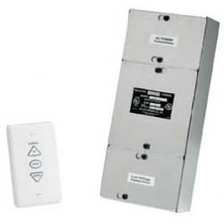 Da-Lite - 40973 - 110v Single Motor Lvclvc Control Unit White Cust Pays Frt