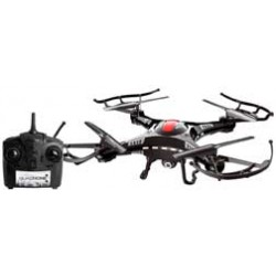 Quadrone - AWQDRTBCAM - Quadcopter Tumbler with Camera