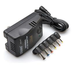 Hosa - ACD-477 - Hosa Technology Enlarge Universal Power Adaptor, Selectable up to 12 VDC 1200 mA - 1.20 A Output Current