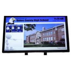 IStyleStand - 225AIO - 22.5 Touchscreen With Digital Signage
