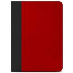 JWin / iLuv - AM2SIMFRE - iLuv Simple Folio AM2SIMF Carrying Case (Portfolio) for iPad mini - Red - Bump Resistant Interior, Dent Resistant Interior, Scratch Resistant Interior