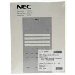 NEC - 1100067 - Desi Pkg For The Ip 4 24 Phone