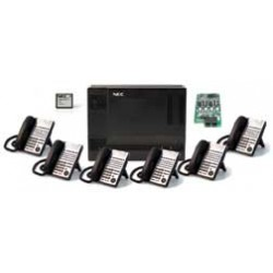 NEC - 1100009 - SL1100 Digital Quick Start Kit with 24-B