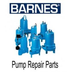 Barnes - 029135 - Barnes Pumps Repair Part Number 029135 NUT, HALF, LOCK