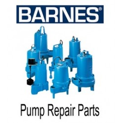 Barnes - 030068 - Barnes Pumps Repair Part Number 030068 NUT, HEX, JAM