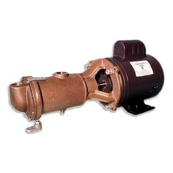 Oberdorfer Pumps - 101-N26 - Oberdorfer Pumps 101-N26, 1 HP, 8.5 GPM, Mechanical