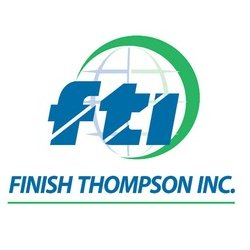 Finish Thompson - 105694-1 - Finish Thompson 105694-1 Filled PTFE, Impeller Thrust