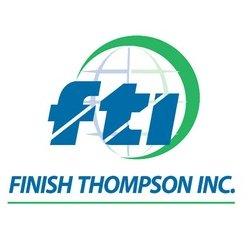 Finish Thompson - 105726-2 - Finish Thompson 105726-2 100/112 frame B14, Motor Adapter