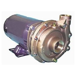 Oberdorfer Pumps - 109MBP-M58 - Oberdorfer Pumps 109MBP-M58, 3/4 HP, 60 GPM, Mechanical