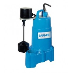 Barnes - SP75X - Barnes Pumps SP75X Submersible Effluent Sump Pump,