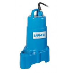 Barnes - EP72AX - Barnes Pumps EP72AX EP Series, Submersible Sewage Effluent