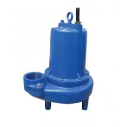 Barnes - 3SE1524HD - Barnes Pumps 3SE1524HD Heavy Duty Submersible Sewage