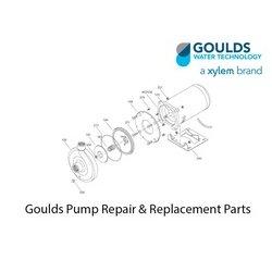 Goulds Water / Xylem - 13K166 - Locknut 3756s (box Of 3)