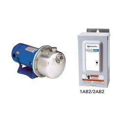 Goulds Water / Xylem - 1AB2 - Goulds Pump Model 1AB2 Aqua Boost II Booster Pump System