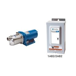 Goulds Water / Xylem - 1AB22HMAWS - Goulds Pump Model 1AB22HMAWS Aqua Boost II Booster