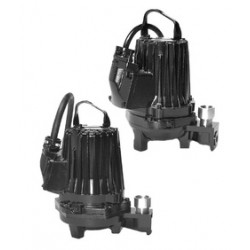 Goulds Water / Xylem - 1GA71H4CJX - Goulds 1GA71H4CJX GA Series Submersible Grinder Pump
