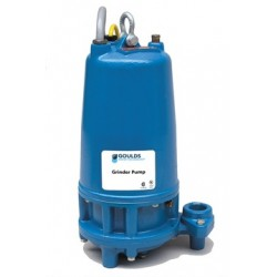Goulds Water / Xylem - 1GD51G1AAS - Goulds 1GD51G1AAS 1GD Series Submersible Grinder Pump