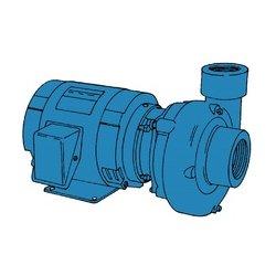 Burks / Crane - 204DF6-2-1/2-MV - Burks 204DF6-2-1/2-MV Centrifugal Pump, Close Coupled